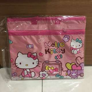 Hello kitty kids tuition bag