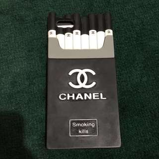 Chanel iPhone case for 6+/6s+