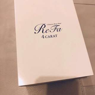 ReFa 4 Carat beauty gadget 日本白金塑形棒