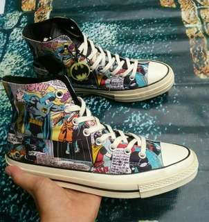 Converse all star 70s Comic DC Betmen