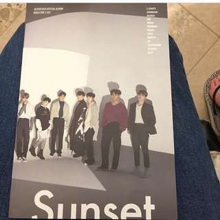 Seventeen sunset album