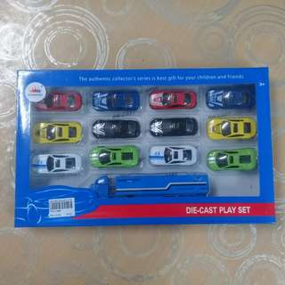 Die-Cast Play Set