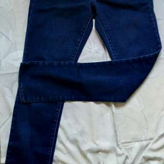 Skinny jeans size 28 repriced