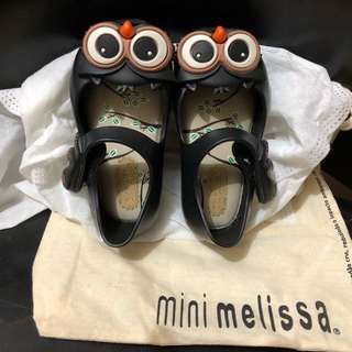 Mini Melissa Owl (black)