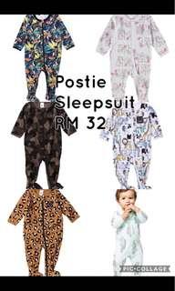 Sleepsuit Postie+