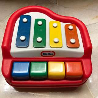 Little Tikes Drum & Piano