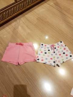 Cln pendek bayi