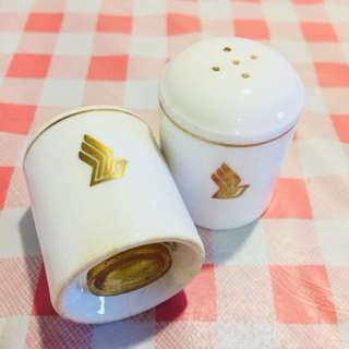 Ceramic Salt Pepper Shaker