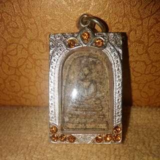 Thai Amulet,顺德瓦拉康彿牌之王 啊赞多(收藏品)