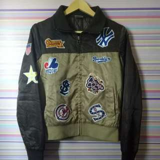 Jaket patch lb-03