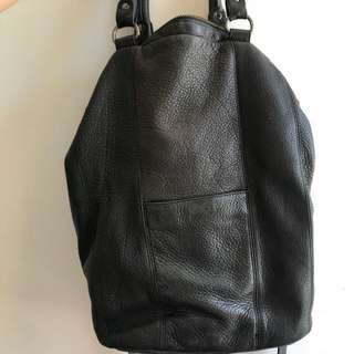 Status Anxiety leather bag perfect condition