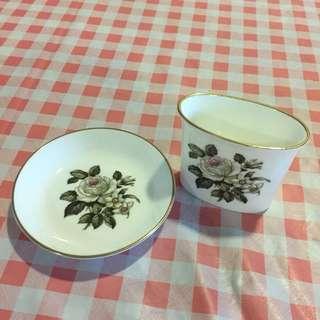 Ceramics Saucer