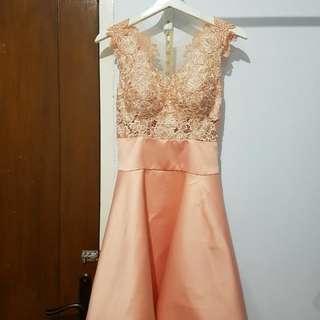 Gaun Bridesmaid dari rentalam butik