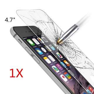 I phone tempered glass protector