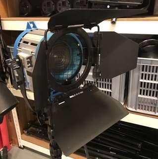 300W Fresnel Continuous Light 3200K
