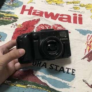 Konica z up 80 rc 😎 film camera