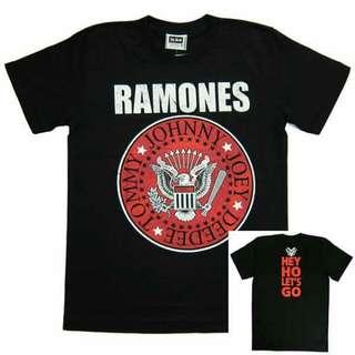 💜 Ramones Band Shirt