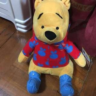 Pooh pooh公仔