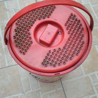 Lego Blocks Bucket