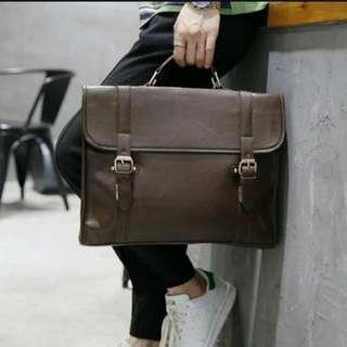 韓版旅行學生休閒手提單肩書包30*40cm (街頭客推廣系列) (包Buyup自取站取貨) (特選)