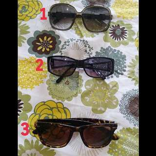 Sunglasses 3= 50rb