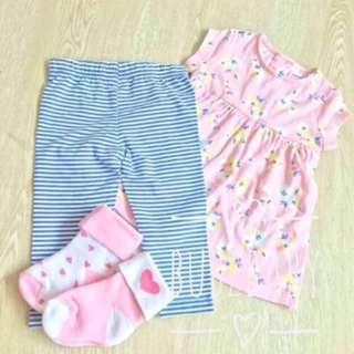 <Instock> Baby Girl's Set