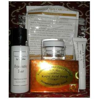 ORIGINAL REJUVENATING SET BY DR ALVIN IS BACK