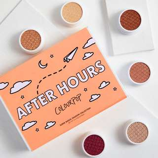 BNIB COLOURPOP AFTER HOURS EYESHADOW