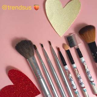 Makeup Brush Bundle/Set promo with FREEBIES