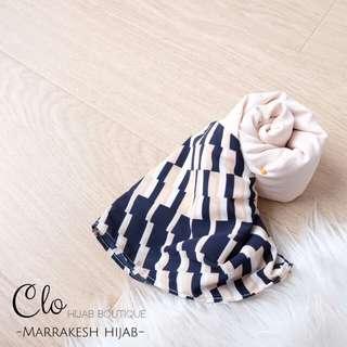 (NEW) Marrakesh Hijab Instan by Clo Hijab