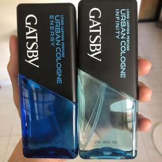Gatsby Cologne Fresh Spray