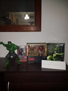 Marvel Avengers Collectible Figures