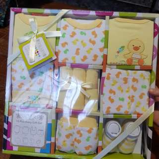New Born Baby Gift Set 10pcs