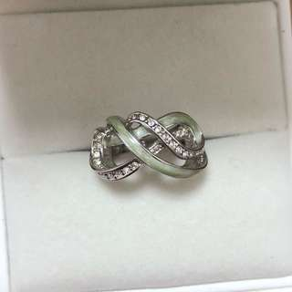 Artini Crystal Ring size11