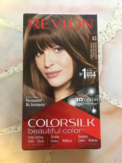 BNIB Revlon Colorsilk Hair Dye (#43)