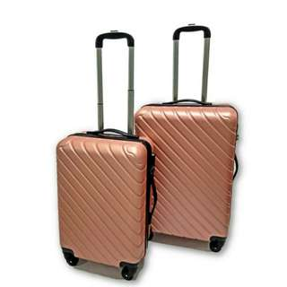 """Luggage (2in1)  1Set 24"""" & 20"""""""
