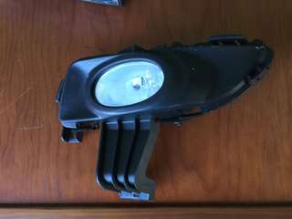 Mazda 3 fog lamp assembly