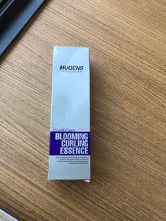 Blooming curling essence