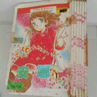 Chinese Comics 6 completed series