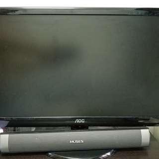 AOC e2250Swh 22吋顯示屏