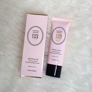 Etude bb cream beautifying block moist