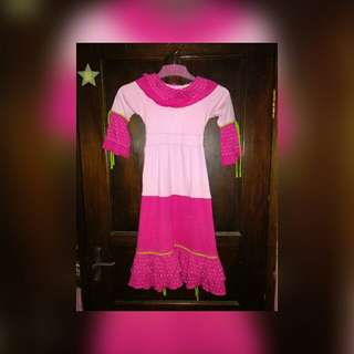 Gamis Strawberry