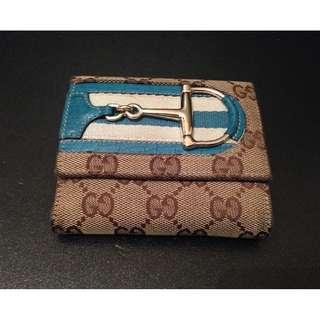 Gucci Logo Wallet