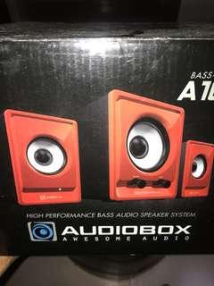 A100-U Audiobox