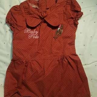 Baby Polo Dress