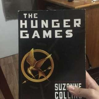 Hunger Games paper back