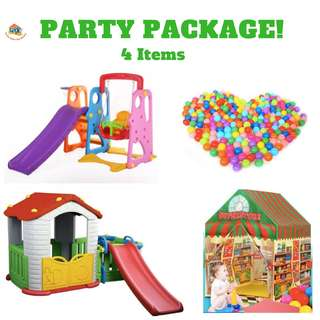 RENT Party Playhouse