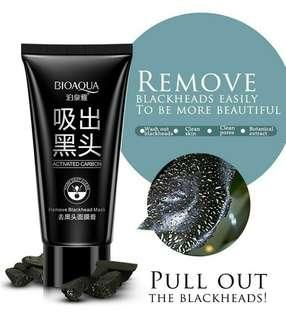 Bioaqua Active Carbon Removed Blackhead Mask