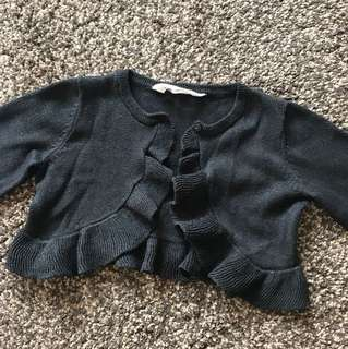 H&M Cropped Jacket (4-6Y)
