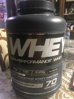 Celluor Whey Protein: Cookies & Cream